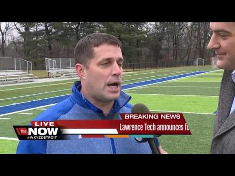Lawrence Tech announces addition of football program to school, beginning play in 2018