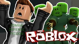 zombies defence tycoon Roblox #3 ft. Jimmy247 Plays