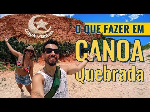 O que fazer em Canoa Quebrada em 1 dia: passeio de buggy, jangada e parapente (com preços)