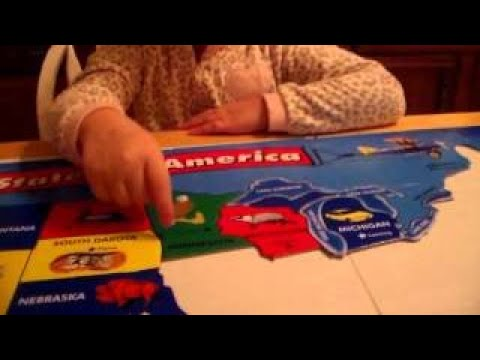 Learn The 50 States and Capitals of the United States of America - The Best Documentary Ever
