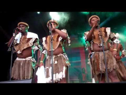 Ondabuzekwayo Zuid Afica  Kwakusummerfestival  16-07-2017