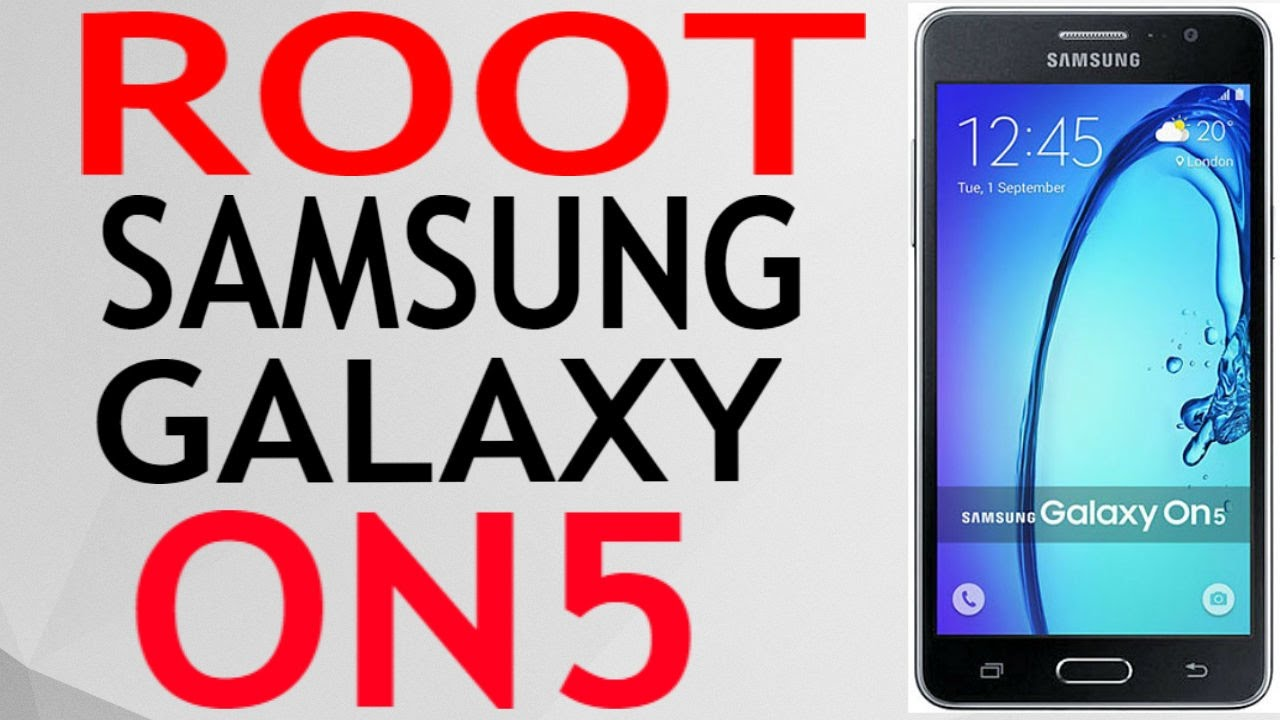 ROOT ROOTEAR SAMSUNG GALAXY ON5 TMOBILE SM-G550T SM-G550T1