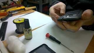 ремонт камери thl w200