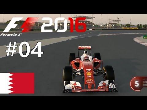 Heute gibt es nur Unfälle oder wie #04 Bahrain 2/2 F1 2016 Online Meisterschaft