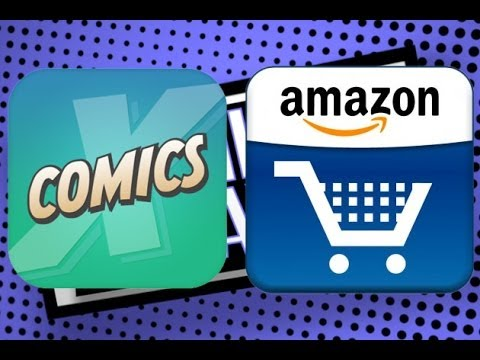 ComicsAlliance Podcast 106: Amazon Buys ComiXology
