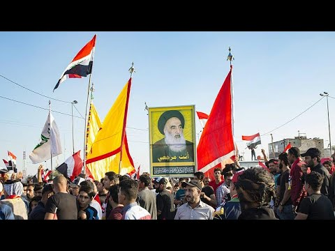 السيستاني يحمل قوات الأمن العراقية مسؤولية قتل المتظاهرين واستخدام القوة المفرطة…  - 17:54-2019 / 11 / 8