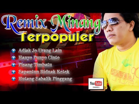 Remix Minang Terpopuler | Jhon Kinawa - Adiak Jo Urang Lain ( Official Music Video)