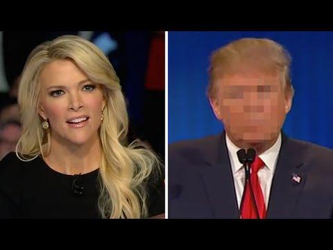 Trump's Megyn Kelly Twitter Tantrum