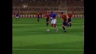 Pro Evolution Soccer 3 | Francia - España | PES 3 PS2 | DjMaRiiO