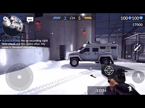 GETTING CALLED A HACKER! LETS PLAY CRITICAL OPS #2