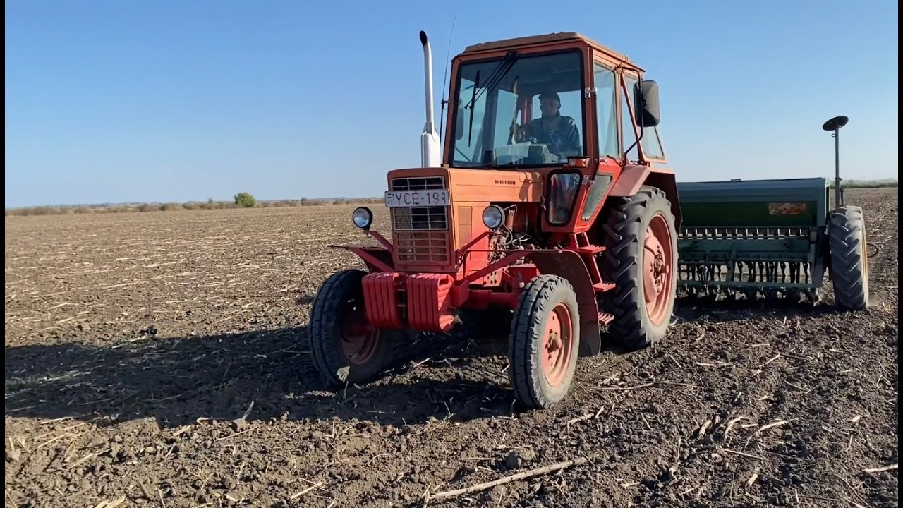 Download MTZ 550+ Lajta 32 Búza vetés/Wheat sowing 2021