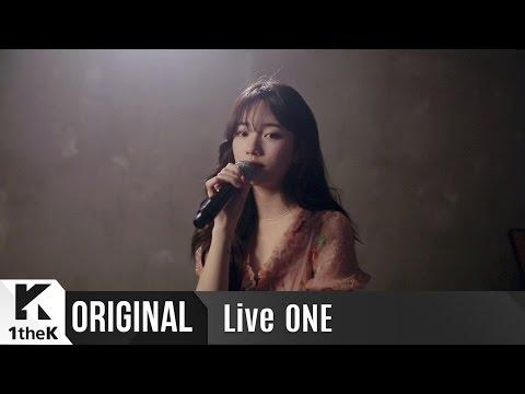 Live ONE(라이브원): Suzy(수지)_Exclusive Live Performance!_행복한 척