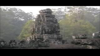 Храм Байон (Bayon Temple) в Angkor Wat Камбоджа(Храм Байон (Bayon Temple) в Angkor Wat Камбоджа Храмовый комплекс Байон в центре Ангкор-Тхома, построен в XII веке в чест..., 2016-08-26T12:53:27.000Z)