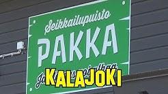 Seikkailupuisto Pakka Kalajoki Hiekkasärkät