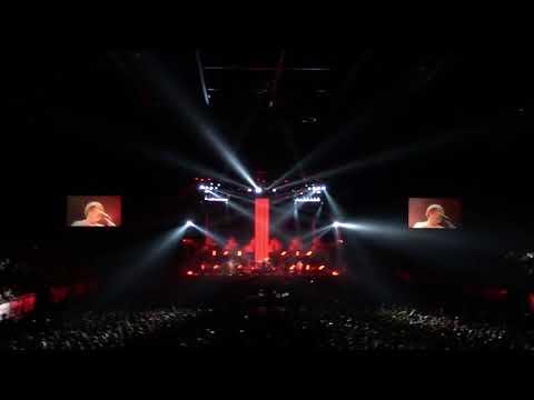 Imagine Dragons - Radioactive live in Asia World Expo HK