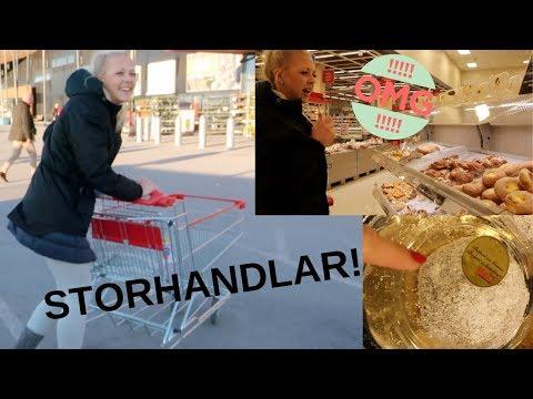 Storhandlar inför avslutad diet - Häääääng med!!!