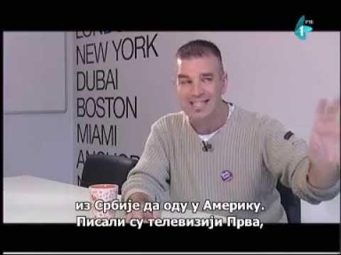 Sve Stranci RTV Interview