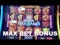 DANCING DRUMS BONUS & RETRIGGERS @ Graton Casino | NorCal Slot Guy