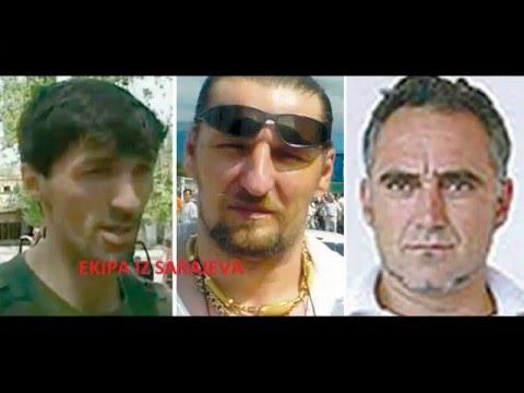 VELIKANI PODZEMLJA [BOSNA]- Bosnian mafia