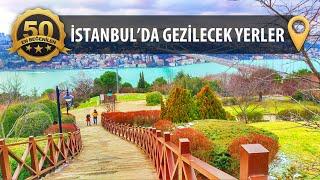 İstanbul Gezilecek Yerler Listesi +50 Öneri | gezilesiyer.com