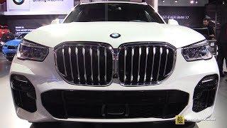 2019 BMW X5 50i xDrive - Exterior and Interior Walkaround - 2018 LA Auto Show