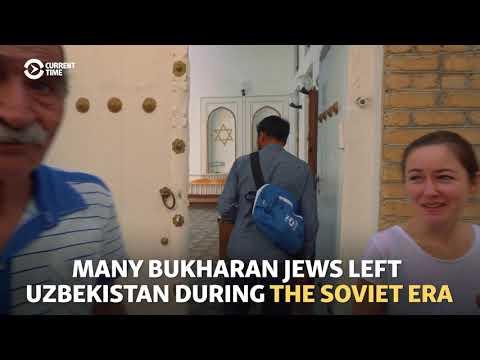 Uzbekistan's Remaining Bukharan Jews Hold Tight To Traditions