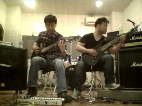 PABYMETAL ギター練習 ROR