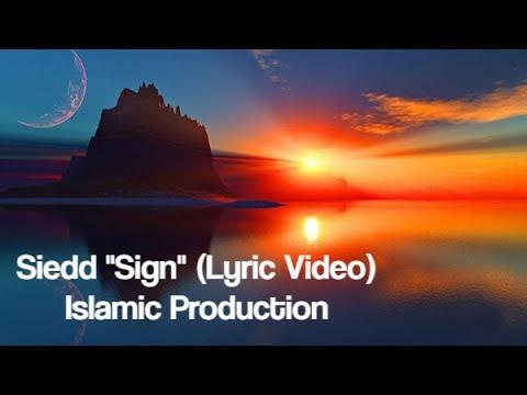 """Siedd """"Signs"""" (Lyric Video) Vocals only"""