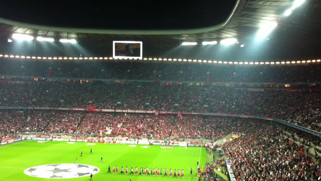 Bayern Manchester Aufstellung