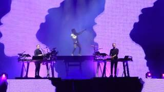 Disclosure 'Willing & Able' ft. Kwabs @ WILD LIFE 2015