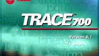 Hướng dẫn sử dụng phần mềm TRACE 700
