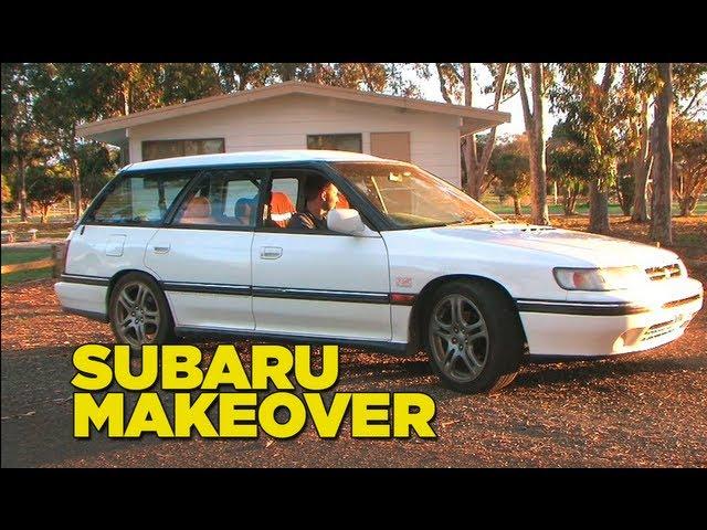 Subaru Makeover