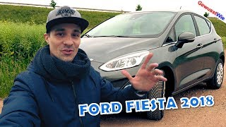 Lets Drive: FORD FIESTA 2018 - Test Review Deutsch - GewusstWie