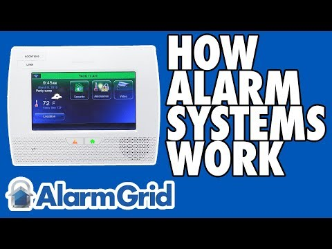 How Alarm Systems Work