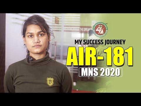 AIR-181 MNS 2020 Success Journey | Swati Srivastava | MNS Success Story