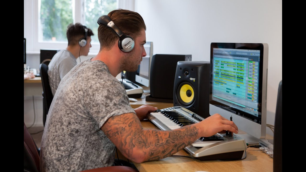 Music Production Courses At Subbass London Electronic Music And Dj