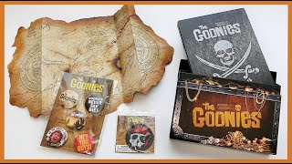THE GOONIES - LIMITED 4K BLU-RAY STEELBOOK COLLECTOR'S EDITION UNBOXING