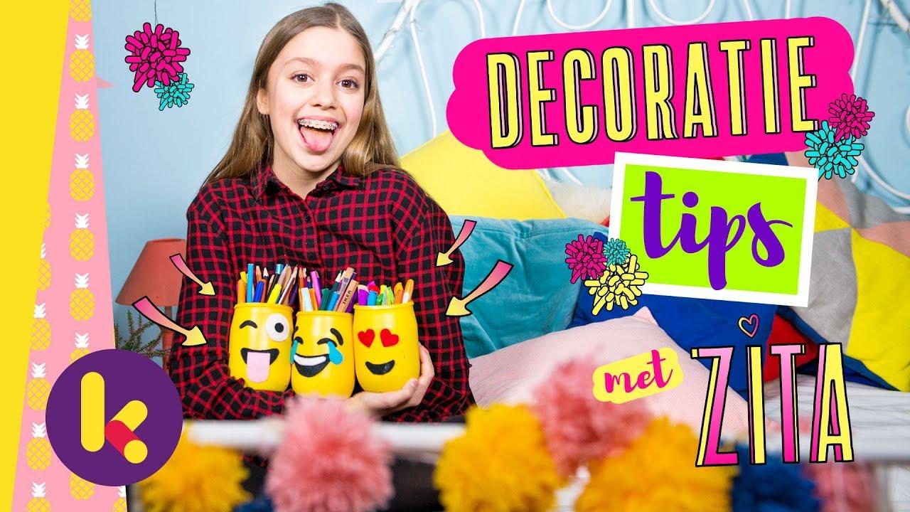 decoratie tips diy voor je kamer met zita