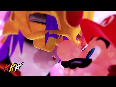 Lava Pit-8: Castle Guards (vs Lava Queen, Bwario, & Bwaluigi) - Mario + Rabbids Kingdom Battle