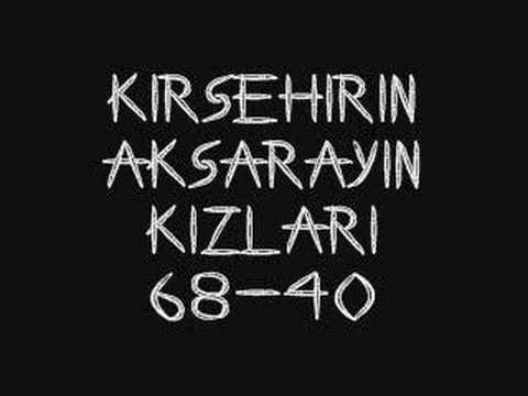 Aksaray Anılar 1 AKSARAY'in KiRSeHiR'iN KiZLaRi