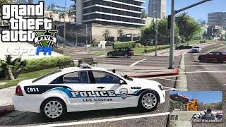 GTA 5 LSPDFR 0.3.1 - EPiSODE 412  - ROCKFORD HILLS PATROL (GTA 5 REAL LIFE POLICE MOD)