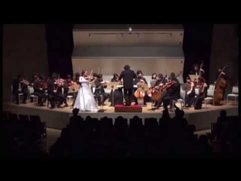 三善 晃:弦の星たち 〜ヴァイオリンと弦楽オーケストラのための〜