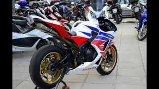Скачать Honda CBR 600RR SP HRC Project ΘΛ Greece