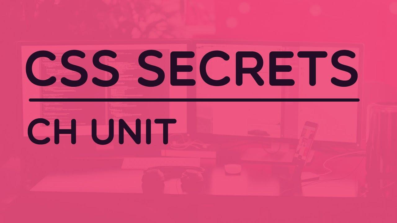 Secret Ch