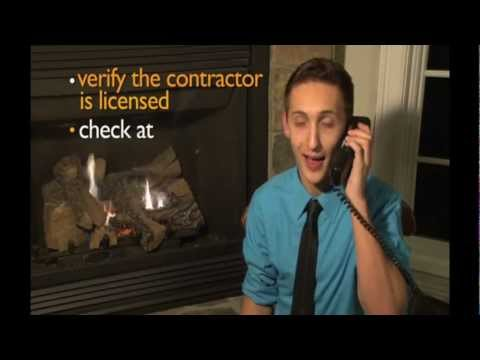 OR CCB Public Service Announcement 3- Hire a licensed contractor.