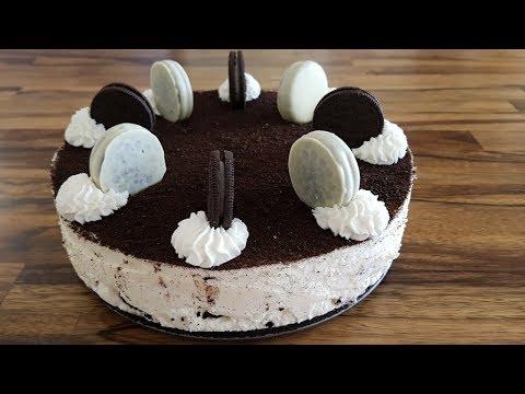 How To Make No-Bake Oreo Cheesecake | Oreo Cheesecake Recipe