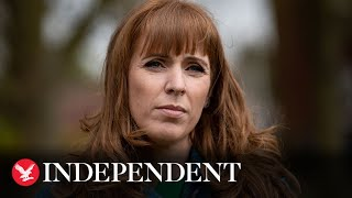Angela Rayner sacked as as Labour Party chairman