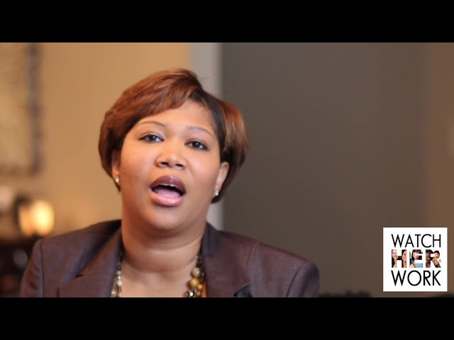 Office Dynamics: Overcoming a Male Dominated Industry, Courtney Johnson Rose | WatchHerWorkTV