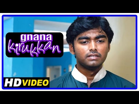 Gnana Kirukkan Tamil Movie | Scenes | Parents Oppose Jega's Love | Jega Loses His Job