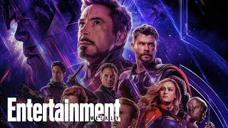 Avengers: Endgame Breaks Box Office Pre-Sales Record In 6 Hours | News Flash | Entertainment Weekly